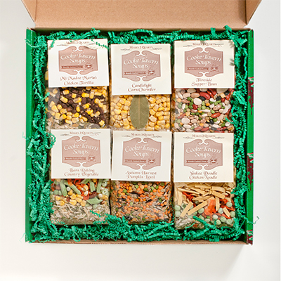 Gift Box with 6 Soups