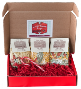 Christmas Gift Box 3 soups