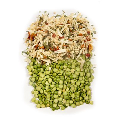 Pioneer Split Pea Ingredients
