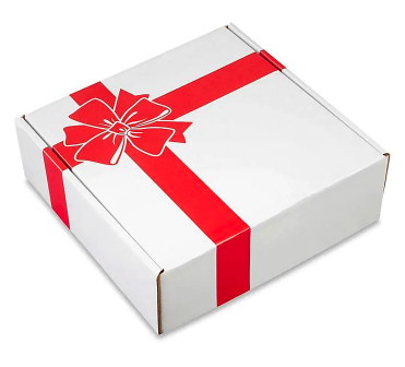 Red Bow 6-Soup Gift Box
