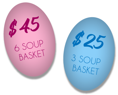 Easter Eggs with Prices